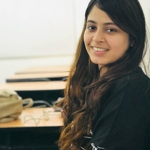 Nishtha - Noida,Uttar Pradesh : Graduate in French language