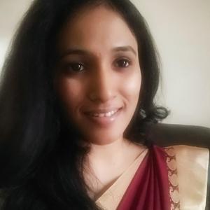 Triya - Chennai,Tamil Nadu : Professional playback singer