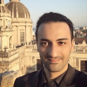 Okan - Catania, : Resident in Italy, opera singer of Turkish