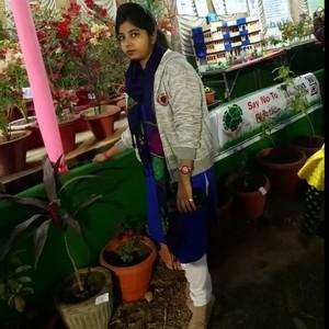 Sweta - Darbhanga,Bihar : Student in Delhi public school gives Tution in  math Hindi and science