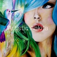 Art Speaks where word are unable to expalin... Artistic Ankita Drawing Classes