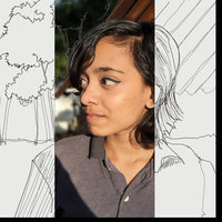 An artist cum architecture student sharing sketching and drawing lessons for all.