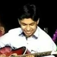 Basic guitar learning course from beginner to professional within 6 months guaranteed all what I need is practice from you.!!
