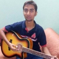 Bassist in Band High Note Lucknow. Playing guitar from past 9 years