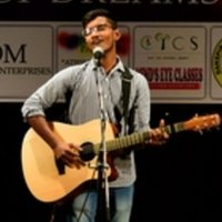 I've been singing for last 2 years now and I've guitar for last 3 years now . I just want to share my knowledge and spend my free time doing something productive .