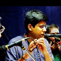 Carnatic flautist giving lessons on Carnatic flute and overall Carnatic music as well.