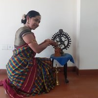 Conducting bharathanatyam, carnatic vocal and shloka classes online individual and group classes.