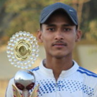 I am a cricketer i can give some pracitce for small childrens and i m allrounder.