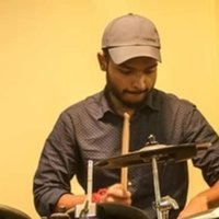 Drummer with more than 5 years of experience, passionate and enthusiastic about drums and rhythm