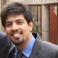 Dual Degree (BS+MS) in Economics from IIT Kanpur. Worked at JPMorgan Bank & Chase.