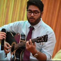 Engineering student, I have learnt guitar for 3 years and I am very good at chords. Can teach you any song on chords specially if it's Bollywood song