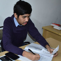 An engineering undergrad who can teach Maths,Science and English till class 10