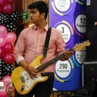 An experienced guitarist and ready to give classes to childrens who are serious.