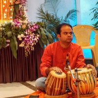 Expert Tabla player and vocalist gives tuition's in Tabla and Indian vocals