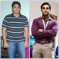 A fitness addict. Have lost 54 kgs in 2 years and have done State level bodybuilding competitions, without steriods and supplements. Expert in nutrition science. Workout videos, diet plans and other i
