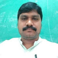 I am GRT Senior lecturer in zoology subject working in Vijayawada, Andhra Pradesh, India.
