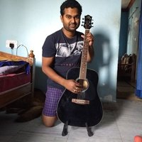 Guitar player since 2006. Can teach acoustic guitar at students home in and around Miyapur