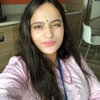 Hey friend, My name is Arunima and i m here to teach you a beautiful language that is English language. If you are interested in learning new language than welcome all