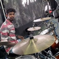 Heyy Peeps, I m a Drummer for Past 10years, i have completed 6th grade in Trinity College of London and Student From AR Rahaman's Music college KM Music Conservatory Chennai. Your Passion turns out pr