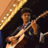 High school student gives tutions in Maths, C++ language and Acoustic Guitar to all grades upto grade 11 students.