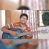 I am Karan Bansal I will teach you basic guitar to pro guitar levels