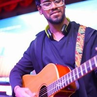 I m Karan Mhavarkar I m teaching guitar from last 5 yrs I prepare students for London Trinity grade exams and for live performance as well.