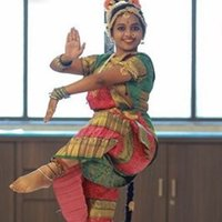 Learn kuchipudi dance style with Bhanu latha online during this lock down.