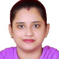 Manjula Jambagi from Mumbai with Master in Chemistry and Professional degree in Teaching