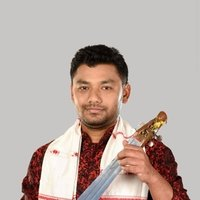 Master of vocal music from d.u.teching experience 3 years.playing Assamese folk instrument.