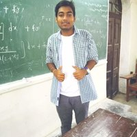 Mathematics student of Ewing Christian College give tutions to students of high school
