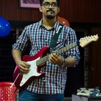 A passionate guitarist who likes to explore music to the fullest and share the knowledge earned in the process .