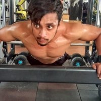 I am a Personal Trainer and help people to stay fit and healthy.