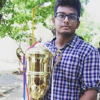 Player from venkat cricket academy, chennai who is strong In basics of cricket and understood the method of approaching the game. My fee is very low because I m dng it for helping talented cricketers