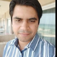 Professional math tutor for foundation classes 6th to 10th , B.Tech from DIT University .