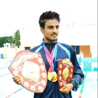 Professional swimming player and represented 4 times all India inter university games. (Kolkata university, Jain university Bangalore, Punjab university Chandigarh)  & Many senior aquatic games
