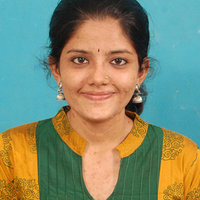 Hi! I am Sowmya. Student of Engineering specializing in Bioinformatics. I'm from Chennai and I give tuitions for English.