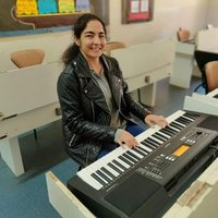 B.Ed student! But would love to teach Keyboards and Music Theory & reading.