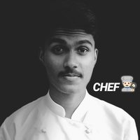 Student from Ramaiah_college culinary operation_course ,I teach cooking,I have degree in culinary operations