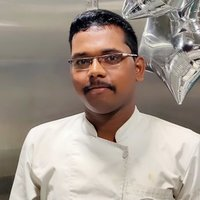 Surya Teja , A Qualified Chef is ready to teach the bakery products from Hyderabad.