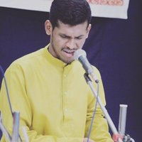 Teaches hindustani classical vocal and instruments to whom so ever required for learning