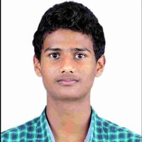 I'm a B tech graduate and am working as a software engineer in Ernakulam right now. I am good in maths and algebra.
