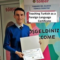 Turkish Lessons with a Language  Expert Oğuvtğı (or English and French) - TÖMER certified Turkish language teacher