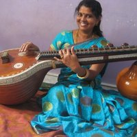 Veena classes (easy learning) by Hema teacher who conducts only for ladies and kids