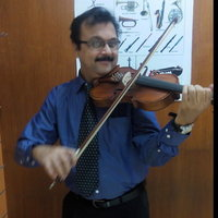 Violin, Flute, Hindustani Vocal, harmonium, keyboard teacher with lots of patience in pune.