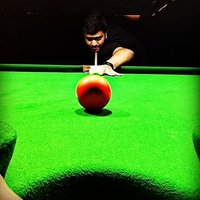 If you're eager to learn snooker or pool I'm here for you :)